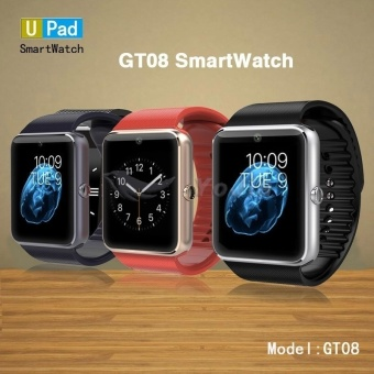 Bluetooth Smart Watch GT08 smartwatch sync phonebook for samsung/iphone apple/android smart phone