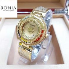 B.O.N.I.A Jam Tangan Wanita - Date Aktif