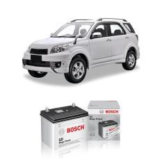 Bosch Aki Basah Mobil Toyota Rush 2010 - Dry Charge (NS40 - 32B20R) 32 Ah, CCA 240 - Langsung Antar dan Pasang