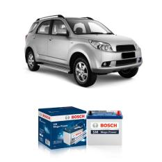 Bosch Aki Kering Mobil Daihatsu Terios 2010 - Maintenance Free (40B19L - NS40ZL) 35 Ah CCA 330 - Langsung Antar dan Pasang