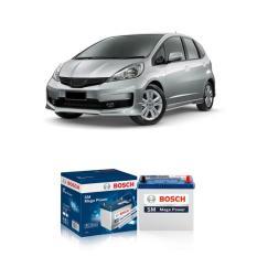 Bosch Aki Kering Mobil Honda Jazz - Maintenance Free (40B19L - NS40ZL) 35 Ah CCA 330 - Langsung Antar dan Pasang