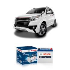 Bosch Aki Kering Mobil Toyota Rush VVTi - Maintenance Free (40B19L - NS40ZL) 35 Ah CCA 330 - Langsung Antar dan Pasang