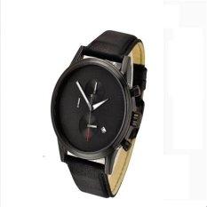 Boss Fashion Leisure Genuine Watch Men 1512567 MEN Mechanical Watches Outdoor Sports Leather MEN WRISTWATCHES with Original Box (Intl)