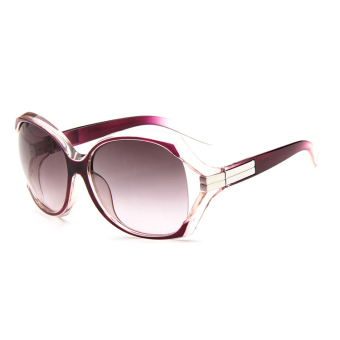 Brand Retro Sunglasses Polarized Lens Vintage Eyewear Accessories Sun Glasses For Women UV400