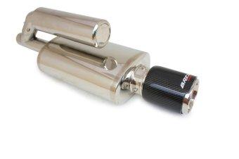 Brexx Silent Knalpot Mobil VS-Power Orion Carbon Kevlar (S-VSOR-CK01)