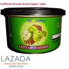 California Scents Pengharum / Pewangi Mobil - Apple