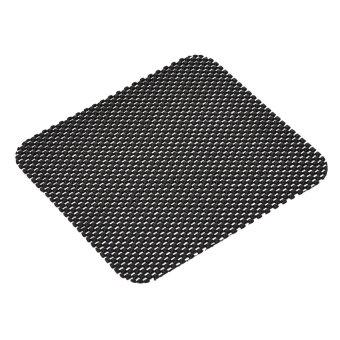 Car Non-slip Dash Mat Dashboard Phone Coin Sunglass Pad Holder - Hitam