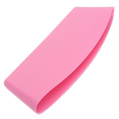 Car Seat Seam Bag Plastic Pocket Holder Storage Organizer Pink (Intl)