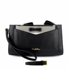 Carlo Rino 2 way wristlett 0303088-501-08 (Black )