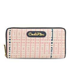 Carlo Rino Zip around wallet 0303442-503-13 (Pink)