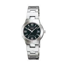 Casio Analog LTP-1241D-1A Women's Watch - Hitam