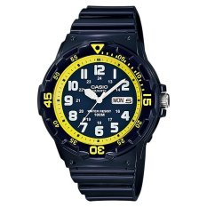 Casio Analog MRW-200HC-2BV Men's Watch - Deep Blue
