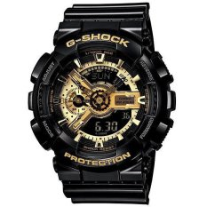 Casio G-Shock GA-110GB-1A Men's Watch - Black / Gold
