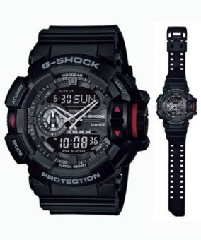Casio G-Shock GA 400 Black