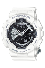 Casio G-Shock Men's Watch GMA-S110CW-7A1 White