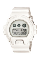 Casio G-Shock Men's White Resin Strap Watch DW-6900WW-7 (One Size)