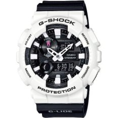 Casio G-Shock Men's White Resin Strap Watch GAX-100B-7A (Black)