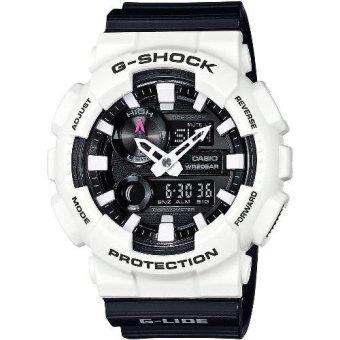 Casio G-Shock Men's White Resin Strap Watch GAX-100B-7A (Black)