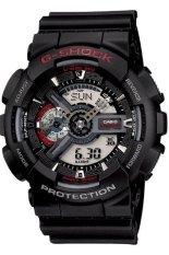 Casio G-Shock Watch Jam Tangan Pria - Hitam - Strap Rubber - GA-110-1ADR