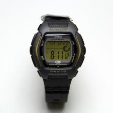 Casio hdd-600/g129a listrik dekade digital elektronik menonton laki-laki menonton jam tangan pria