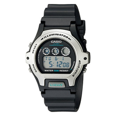 Casio Women's LW-202H-1AVCF Illuminator Black Watch (Intl)
