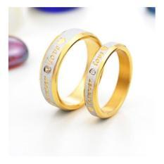 Cincin Couple-Nikah-Kawin Titanium CC039