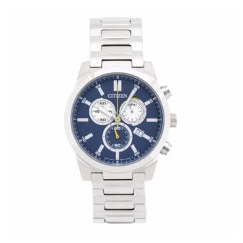 Citizen AN7050-56M Analog Display Silver Watch - intl
