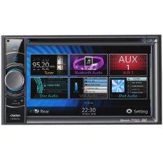 "Clarion NX501A GPS Navigasi - Bluetooth A2DP - High Quality Audio - 6.2"" Wide VGA LCD"