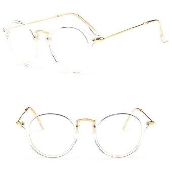Cocotina Vintage Retro Round Mens Womens Frame Glasses Clear Lens Nerd Geek Eyewear .