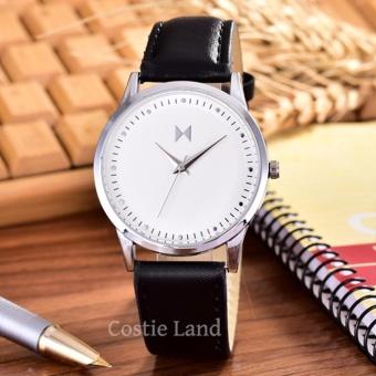 Costieland - Bonico - Jam Tangan Pria - Body Silver -White Dial - Bonico-