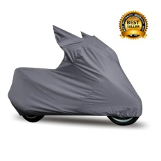 Cover Motor Special Yamaha Nmax Silver