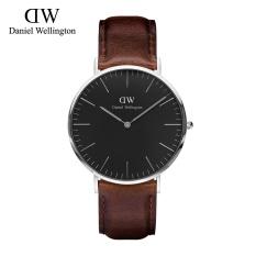 Daniel Wellington Classic Black Bristol 40mm