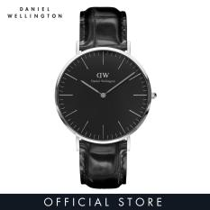 Daniel Wellington Classic Black Reading 40mm - intl