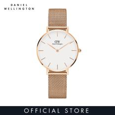 Daniel Wellington Classic Petite Melrose 32mm White