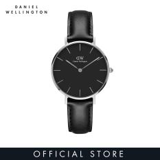 Daniel Wellington Classic Petite Sheffield Black Watch 32mm-Silver