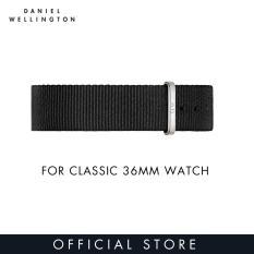 Daniel Wellington Watch Band Classic Black NATO 18mm