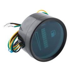 """DC12.2"""" 52mm Fuel Display 12V System Fuel Level Gauge Car Motor Motorcycle"""