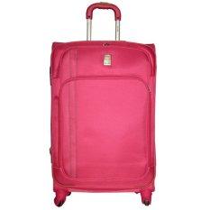 Delsey Alpine Koper Soft Case 75 Cm - Pink - Gratis Pengiriman JABODETABEK