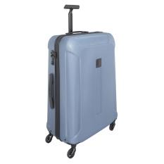 Delsey Exception Koper Hard Case 55 cm - Biru