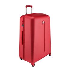 Delsey Helium Air Koper Hard Case 55 Cm - Merah