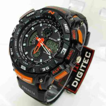 Digitec DG-2044-Hitam Orange