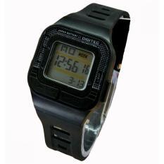 Digitec DG 3026 Digital Hitam Jam Tangan Wanita - Digital - Full Rubber