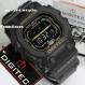 Digitec Jam tangan digital DG-2012T Original Hitam list gold