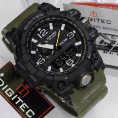 Digitec Jam Tangan Sport Dual Time DG2093T