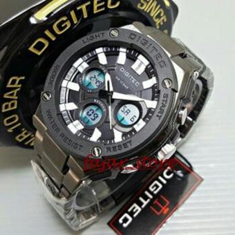 Digitec Rantai Jam Tangan Pria Model Terbaru DG3026Y