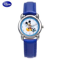 Disney Anak Laki-Laki Mickey Siswa Sekolah Dasar Tahan Air Menonton Elektronik Jam Tangan Anak