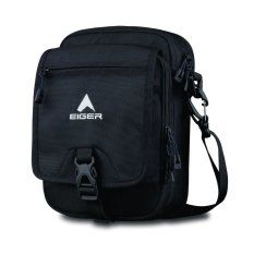 Eiger Shoulder Bag Expend - Hitam