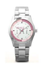 Elle Spirit ES20037B03X - Silver - Stainless Bracelet Watches