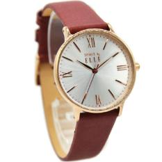 Elle Spirit Jam Tangan Wanita Leather Strap