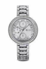 Elle Time EL20319B02C - Jam Tangan Wanita - Silver - Stainless Steel